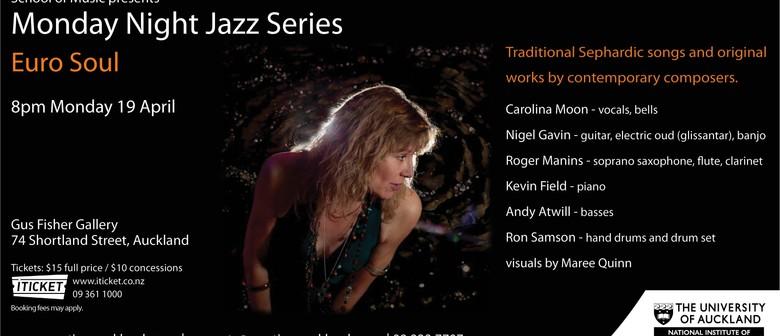 Monday Night Jazz: Euro Soul