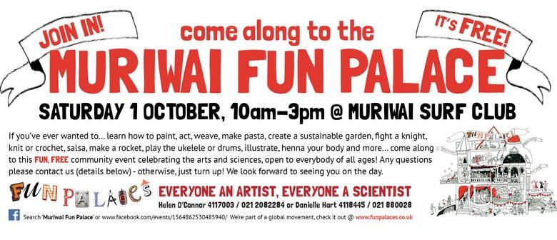 Muriwai Fun Palace