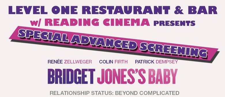 Special Advanced Screening of Bridget Jones's Baby