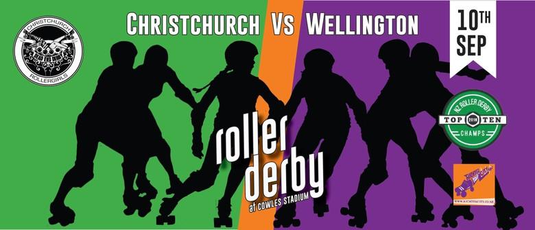 Dead End Derby vs Richter City Roller Derby