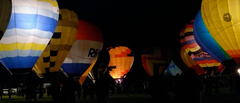 Lift Off Levin Nightglow
