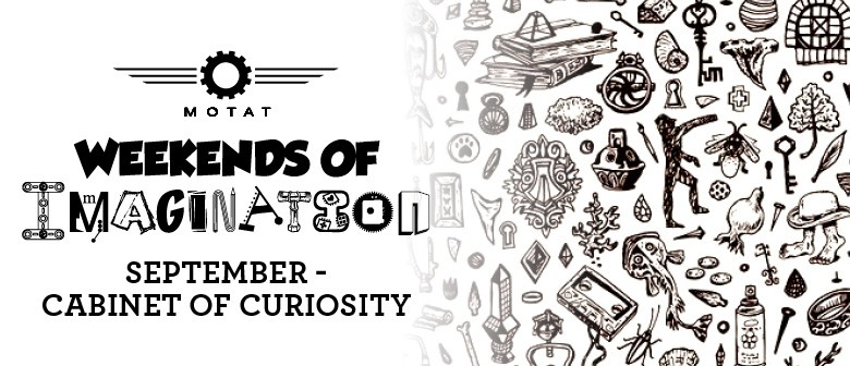 Weekends of Imagination - Cabinets of Curiosity