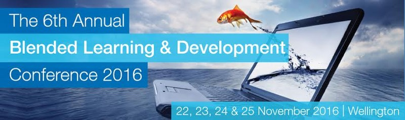 6th annual blended learning development conference 2016 for 147 the terrace wellington new zealand