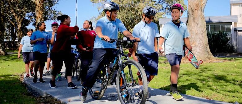 Te Ara Mua Future Streets Celebration