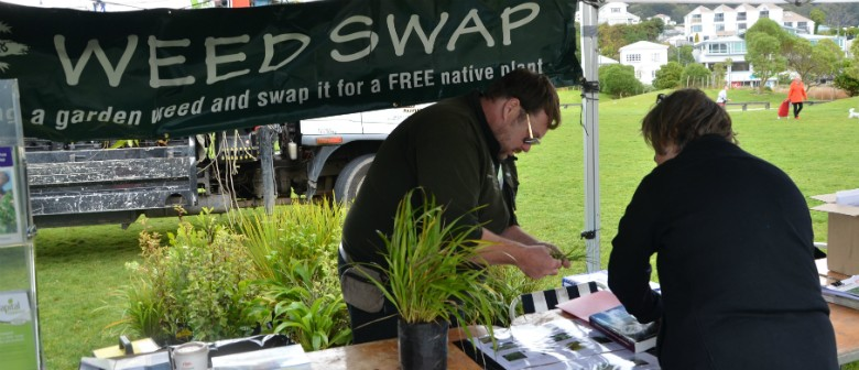 Weed Swap - Get a Free Native Plant