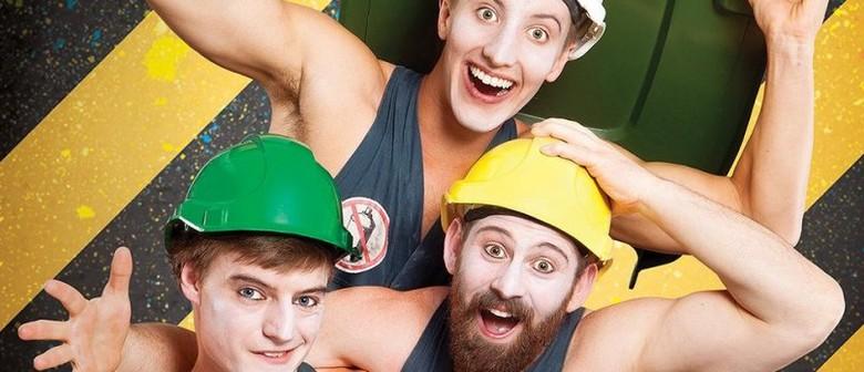 Trash Test Dummies - Harcourts Hawkes Bay Arts Festival
