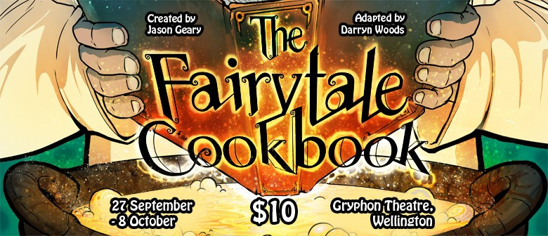 The Fairytale Cookbook