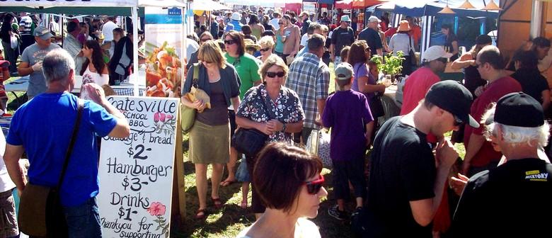The Coatesville Easter Market
