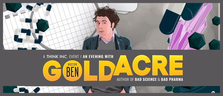 An Evening With Ben Goldacre