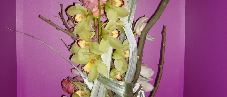 Ikebana Japanese Flower Arrangements Exhibition