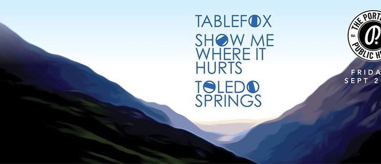 Tablefox - Single Release Show