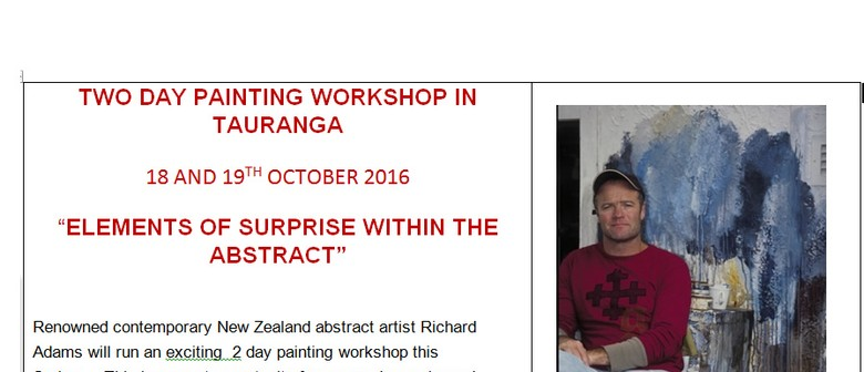 Painting Workshop with Richard Adams