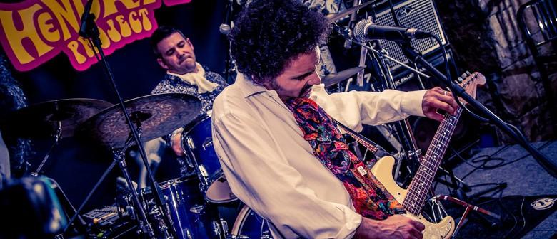The Hendrix Project - NZ's Jimi Hendrix Tribute Show