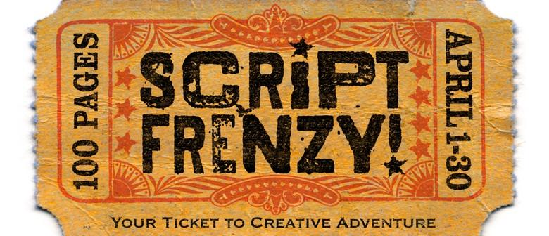 Script Frenzy 2010 Kick-Off Party