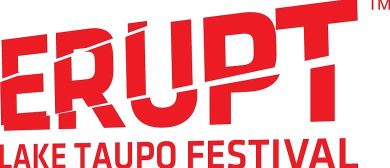ERUPT Lake Taupo Festival 2010