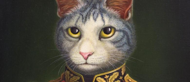 Rieko Woodford-Robinson - Portrait Animalia