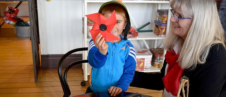 The Great War Exhibition: Poppy Making Workshop