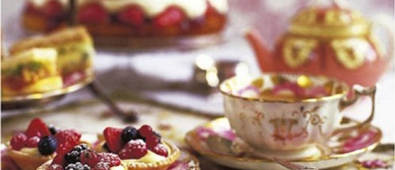 Mother's Day Victorian High Tea Party