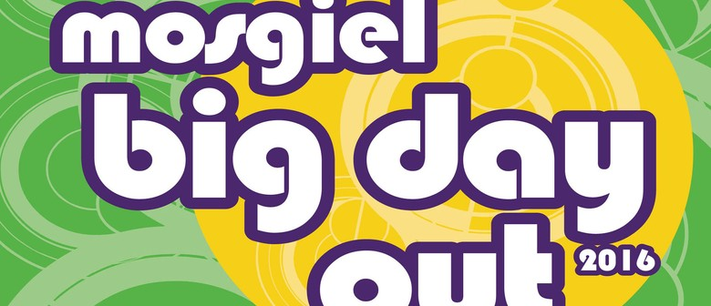 Mosgiel Playcentre's Big Day Out