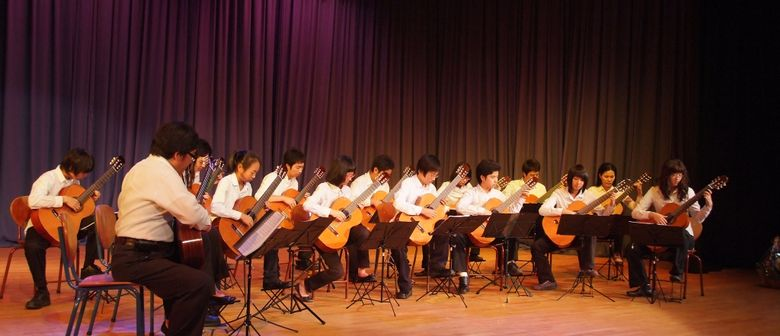 NZ Guitar Ensemble 5th Annual Concert