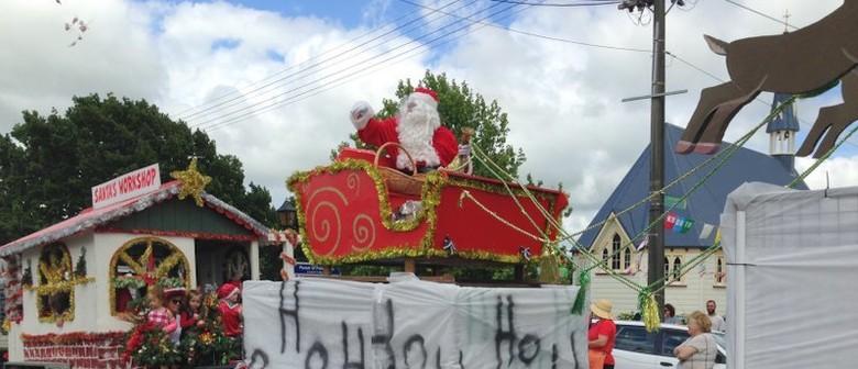 Ashhurst Christmas Parade