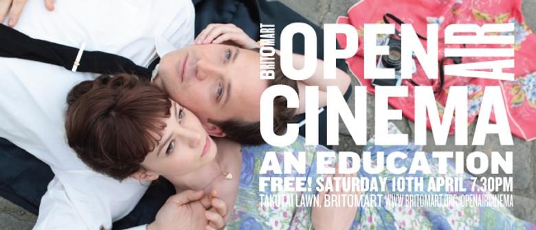 Britomart Open Air Cinema - An Education