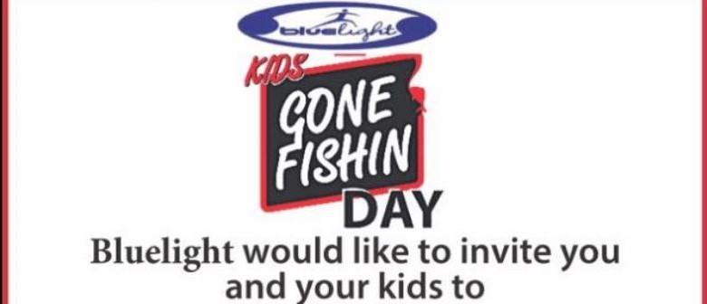 Kids Gone Fishing
