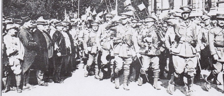Battle of The Somme 1916