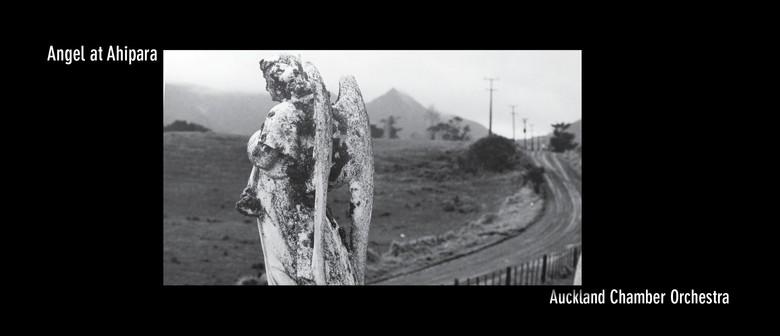 Angel at Ahipara