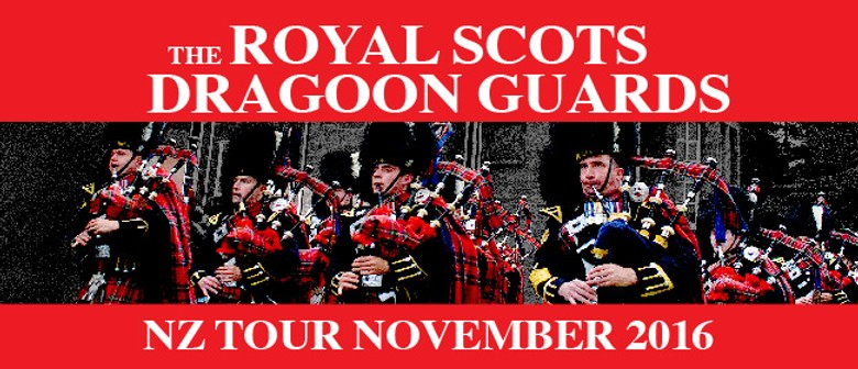 The Pipes & Drums of The Royal Scots Dragoon Guards: CANCELLED