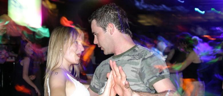 White Ceroc Dance Party