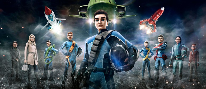 Thunderbirds Are Go: Ring of Fire