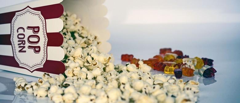 Steampunk Carnival Popcorn