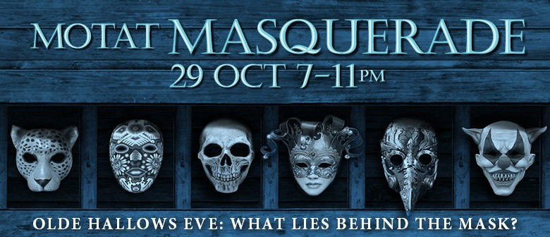 MOTAT Masquerade - What Lies Behind The Mask?