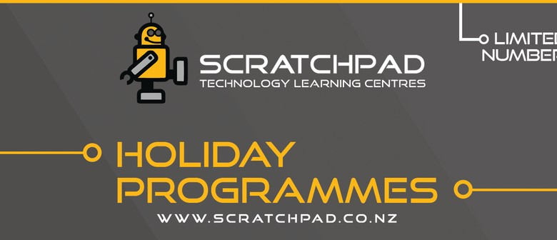 Holiday Programme: Let Us Code