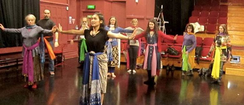 Indonesian Dance Workshop