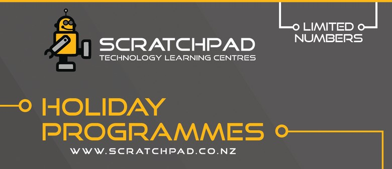 Holiday Programme: Minecraft - Learn It