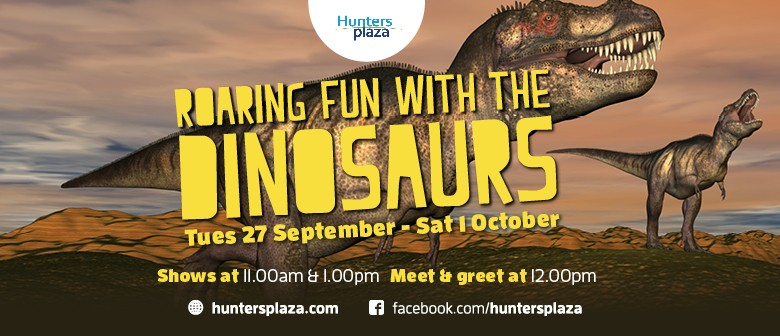 Come and Roar With the Dinosaurs
