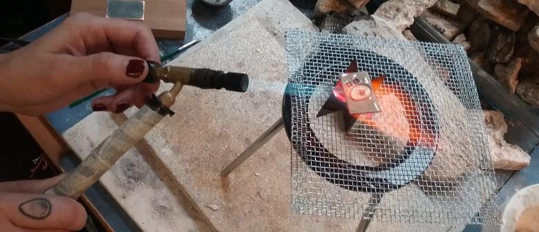 Torch Fired Enamel Class