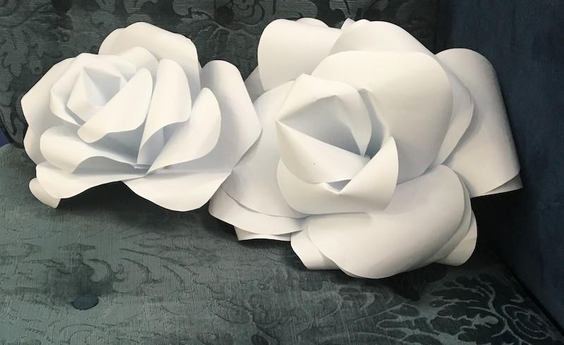 Giant paper flower sculpture workshop martinborough eventfinda giant paper flower sculpture workshop mightylinksfo