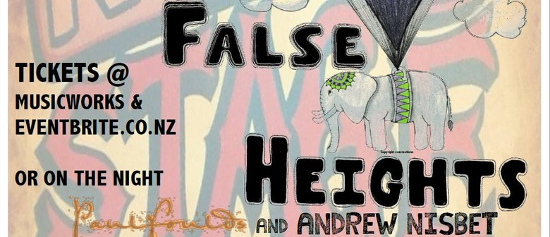 False Heights EP Fundraiser
