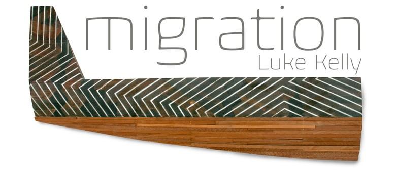 Migration - Luke Kelly Solo Art Show