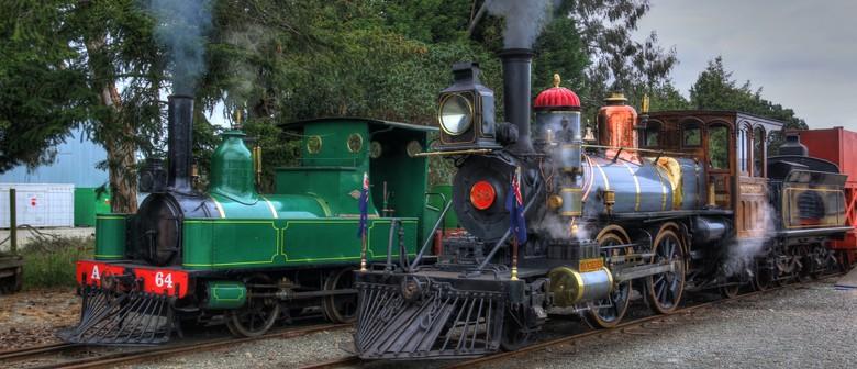 The Plains Railway 45th Anniversary