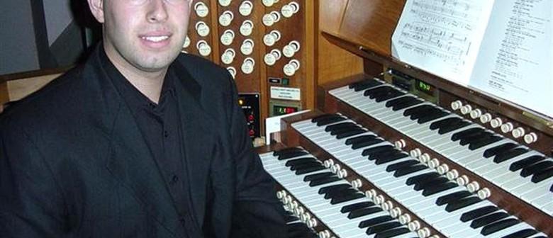 Nicholas Sutcliffe Organ Recital