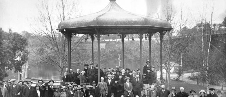 100 Year Anniversary: Hamilton Band Rotunda
