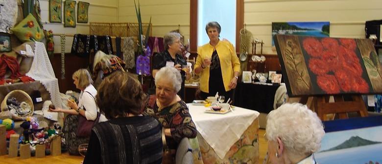 Kowhai Festival Art & Craft Exhibition & Sale
