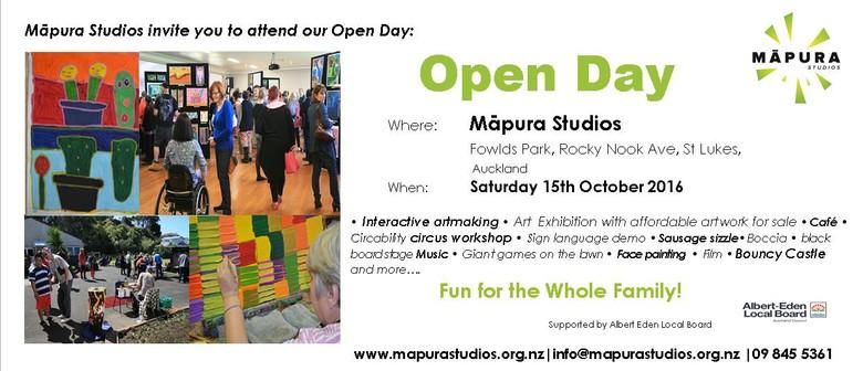 Maspura Studios Annual Open Day 2016