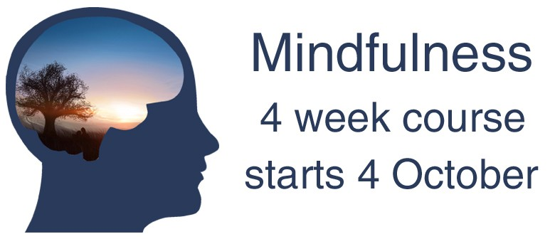 Mindfulness - 4 Week Course