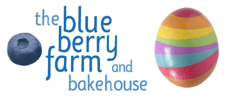 Blueberry Farm Easter Egg Hunt