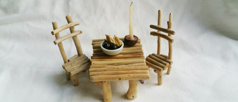 Fairy Furniture Craft Class - School Holidays: SOLD OUT